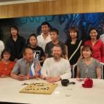 Товарищеский турнир в Улан-Баторе 2010 года