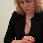 Ольга Кравцова - гость турнира