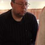 Сергей Шахов - гость турнира