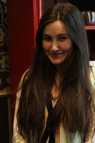 Дарья Нечаева - гость турнира